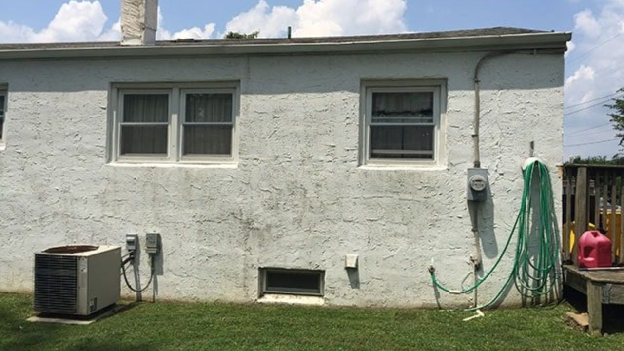 Home Siding Project Vinyl Over Old Stucco Oreland Pa