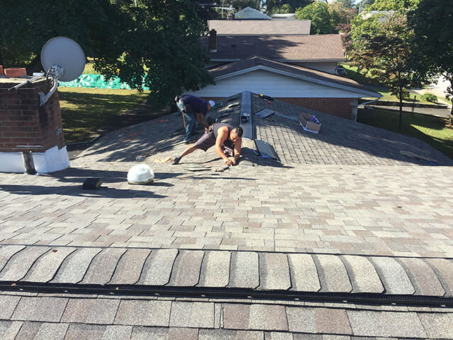 Residential Roof - Huntingdon Valley, PA