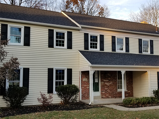 Home Makeover Roof Windows And Gutters Ambler Pa