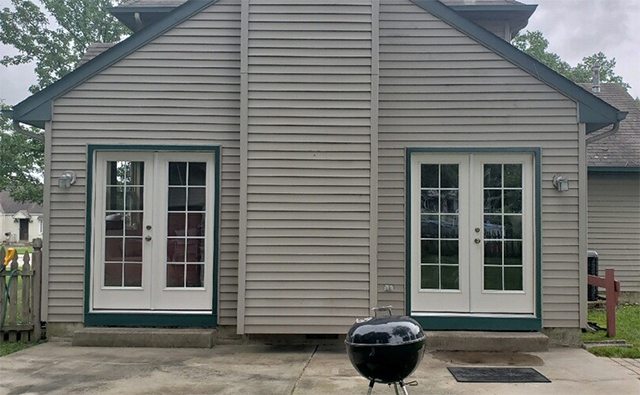 Nexgen Exterior Home Remodeling - French Doors Stratford
