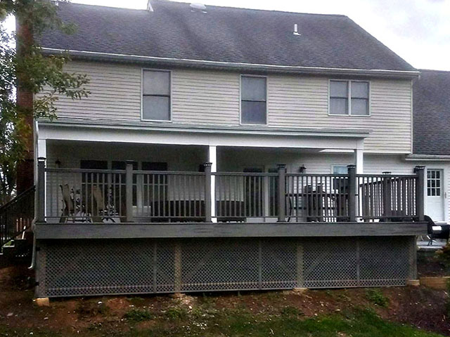 Composite Decking -  Lafayette Hill, PA