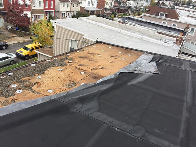 Rubber Roof Installation Philadelphia Pa Nexgen Exterior Home Remodeling
