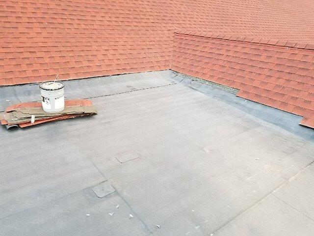 Flat Roof, 3 - Philadelphia, PA