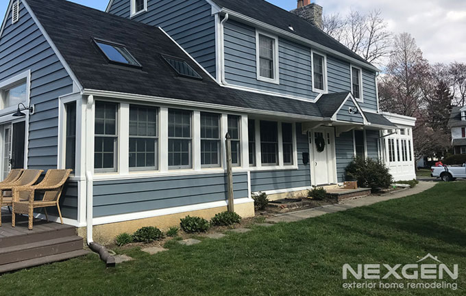 NexGen Exterior Home Remodeling Recent Project