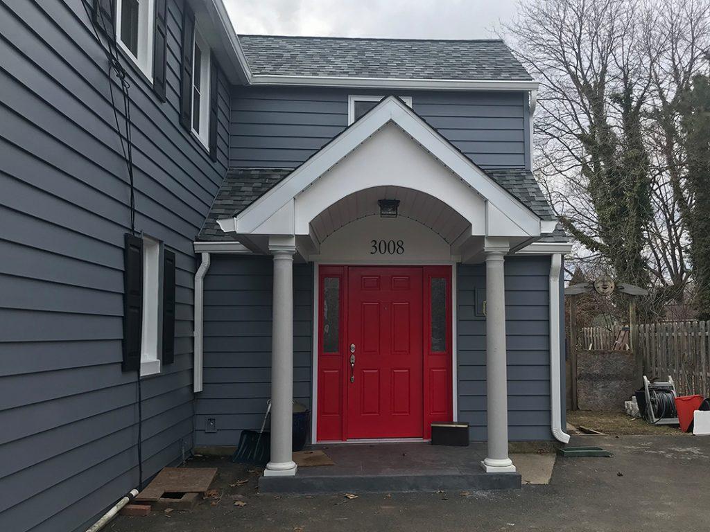 Complete Exterior Home Remodeling Job Glenside Pa