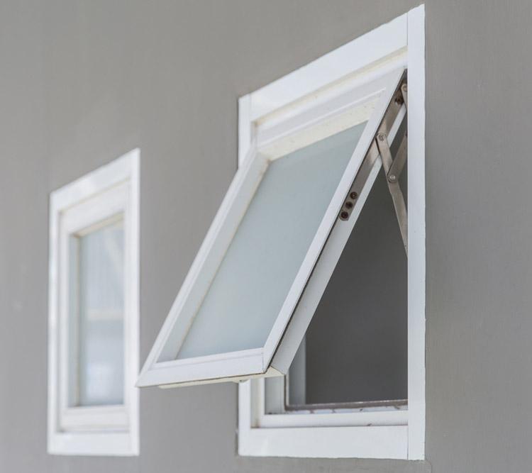 Energy-Efficient Awning Windows