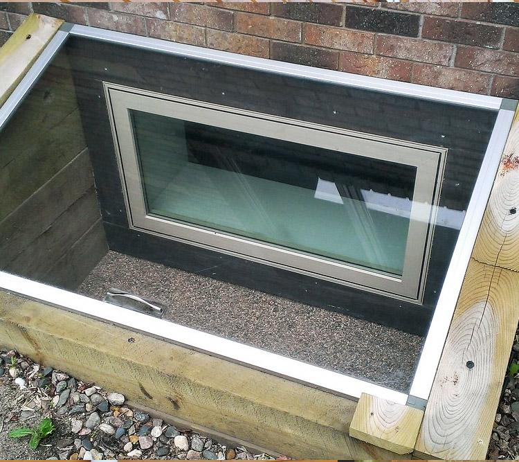 Energy-Efficient Hopper Windows