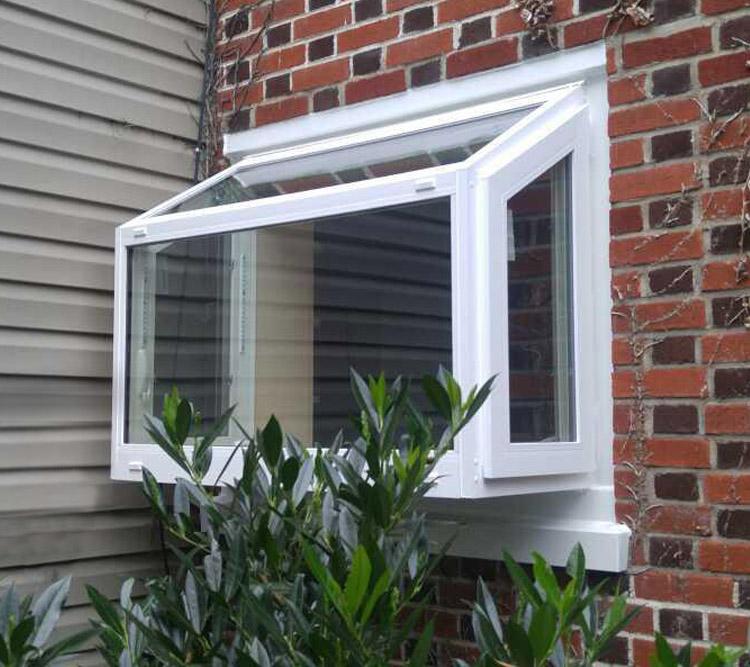 Energy-Efficient Garden Windows