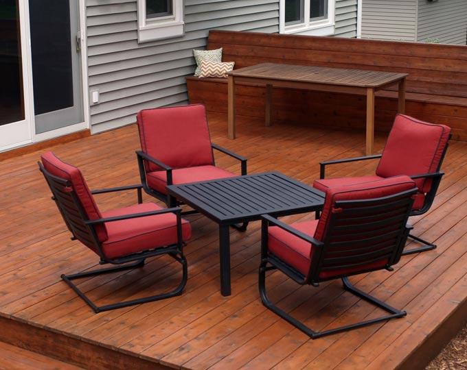 Custom Deck & Porch Services