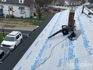 CertainTeed Integrity Roof System During