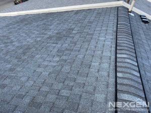 Philadelphia Roof Replacement with Ridge Vent