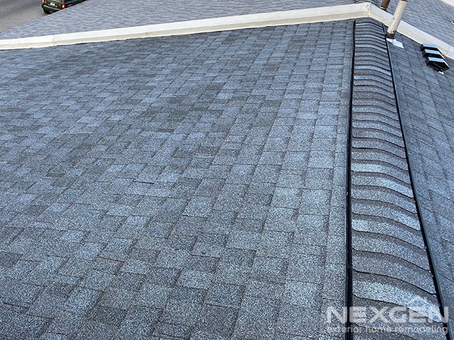 Philadelphia Roof Replacement with Ridge Vent