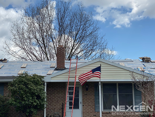 Roof Replacement Pottstown