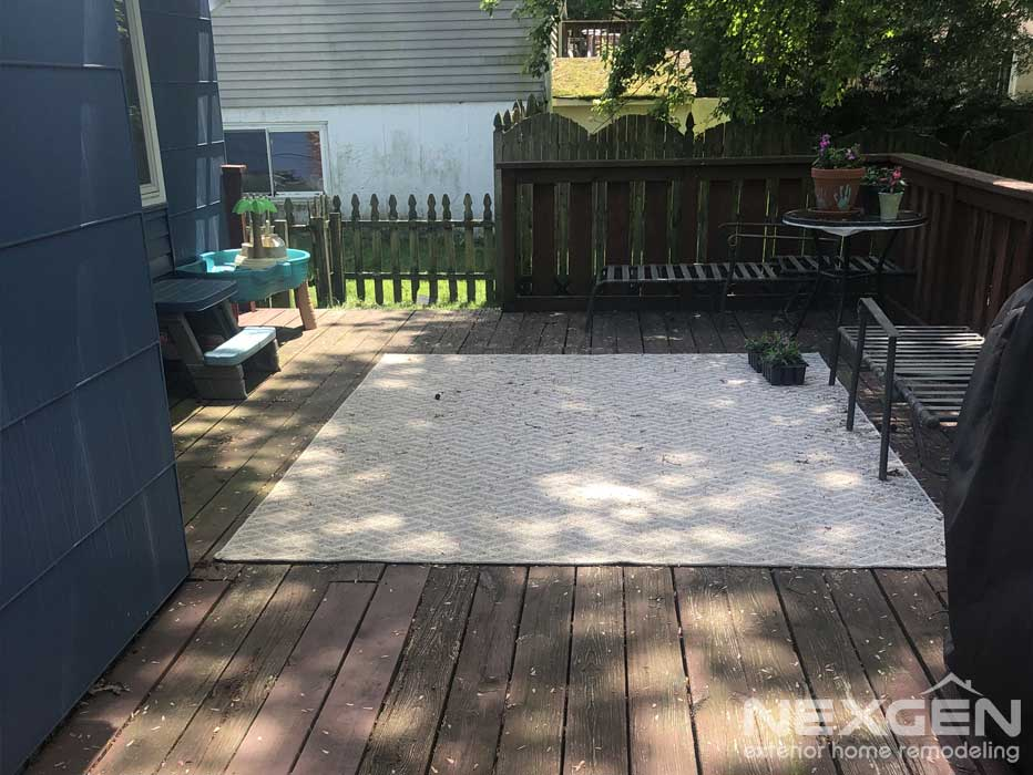 Deck Replacement in Cherry Hill