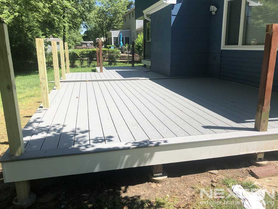 Cherry Hill Deck Replacement
