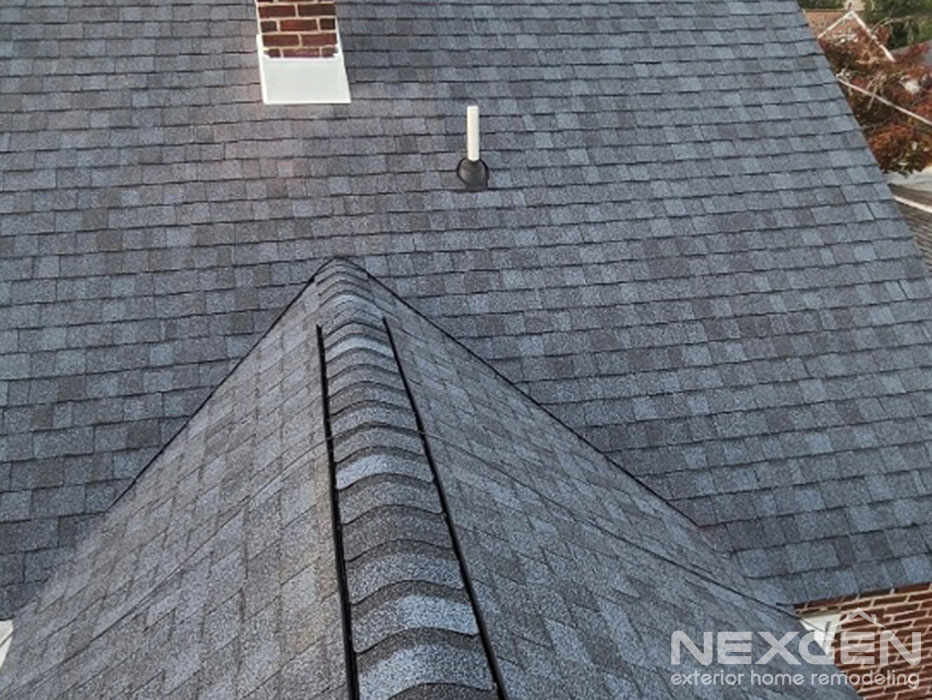 New Roof Installation in Glenside