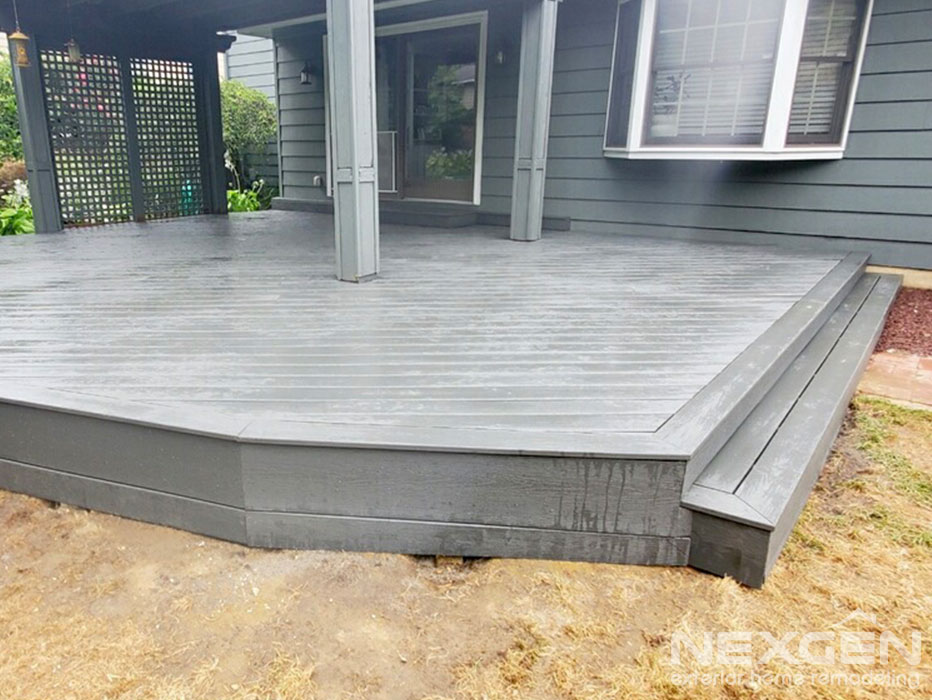 Trex Deck Installation in Cherry Hill