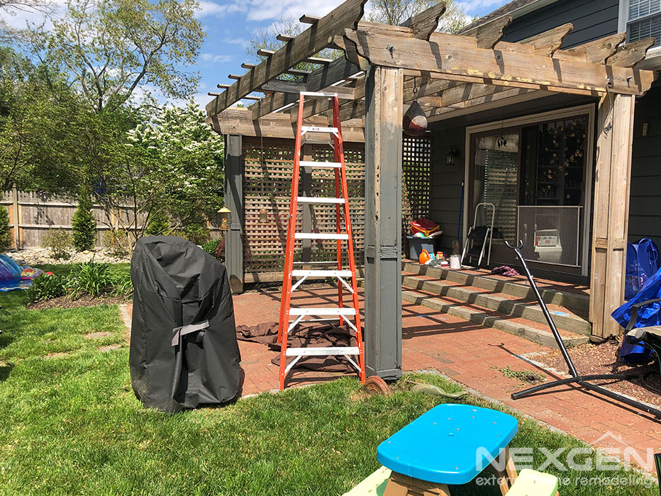 New Deck Installation in Cherry Hill