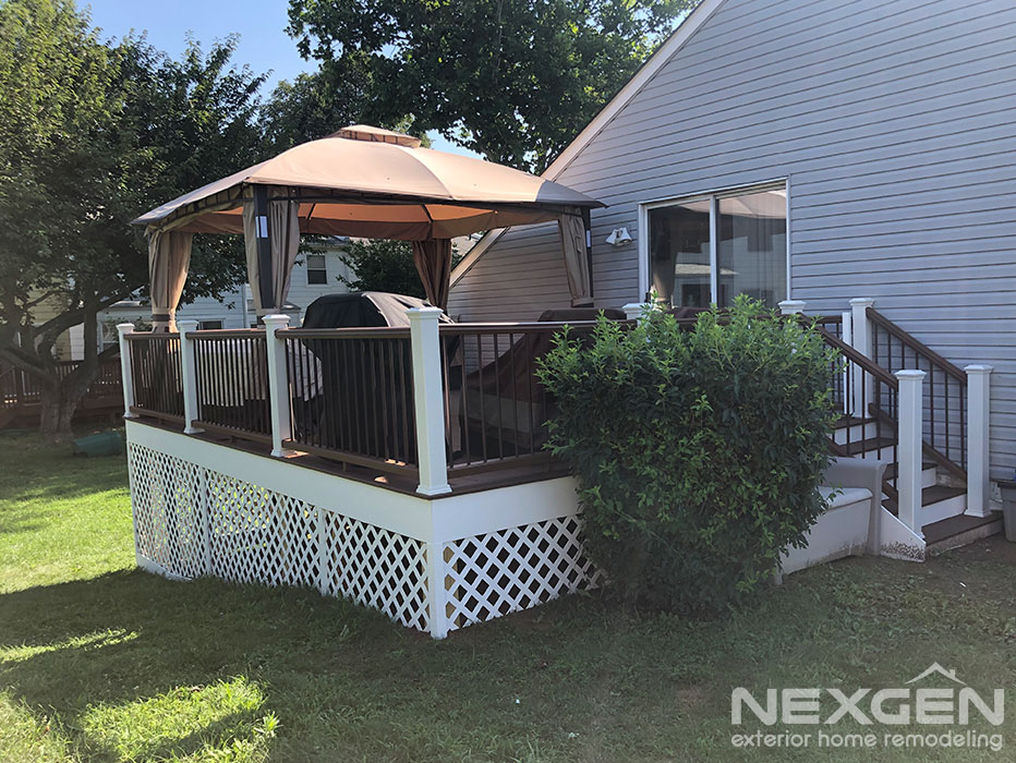 Deck Replacement in Bensalem
