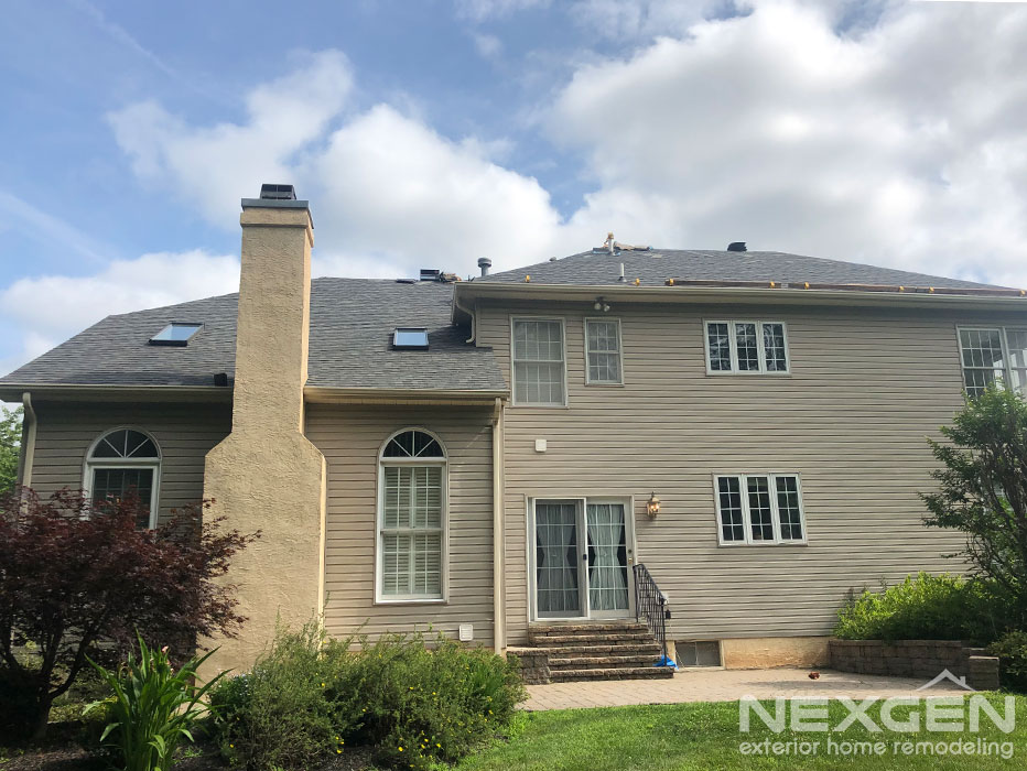 Virtual Roof Replacement in Ambler