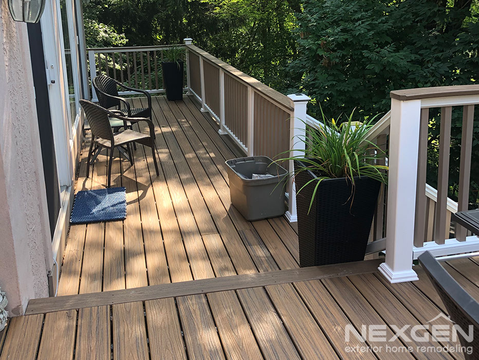 Multi-level Deck Replacement