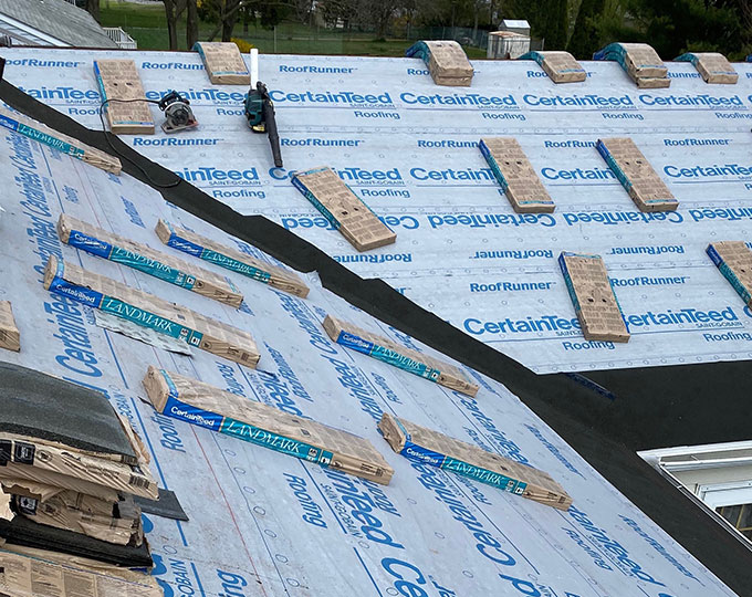 Quality Roofing Materials