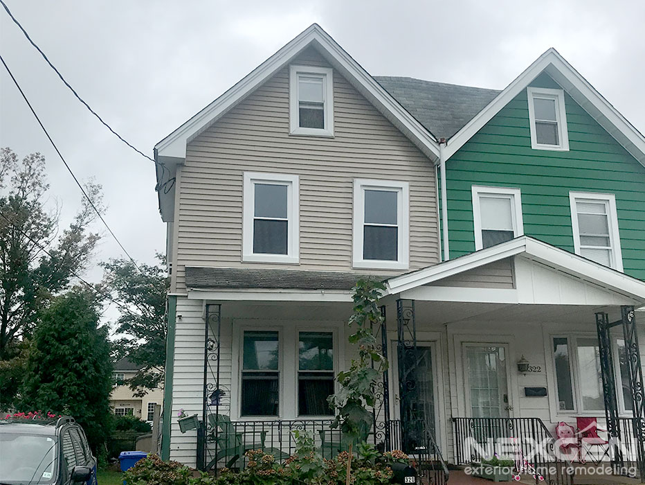 Window and Siding Replacement in Burlington