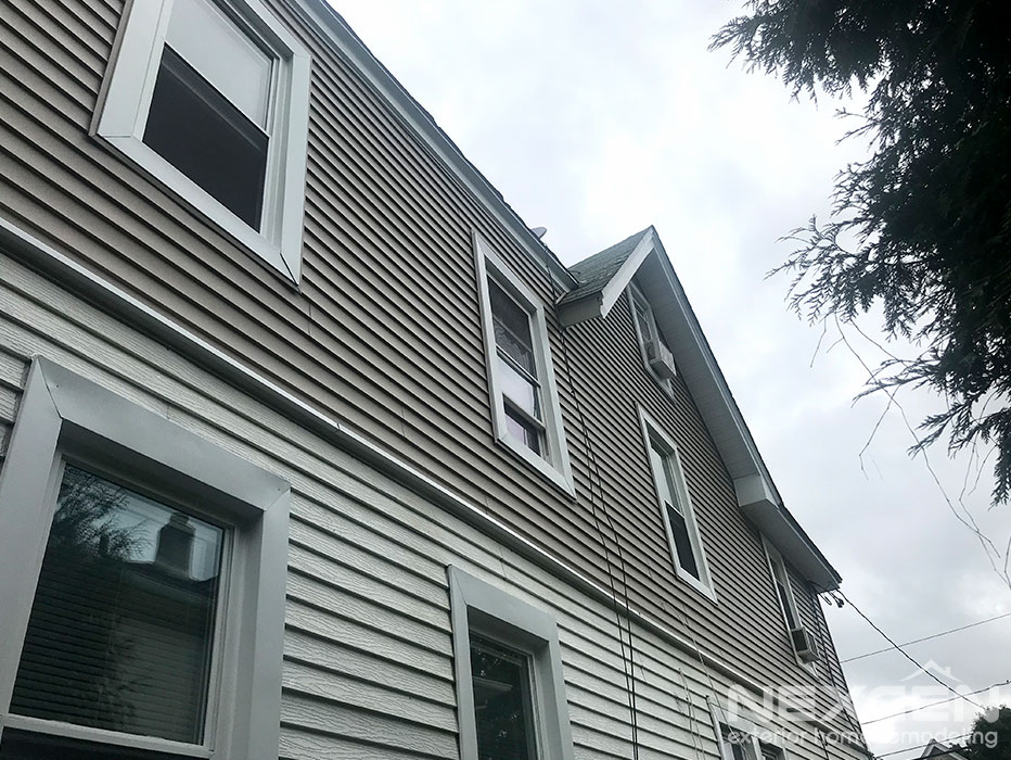 Siding Replacement in Burlington