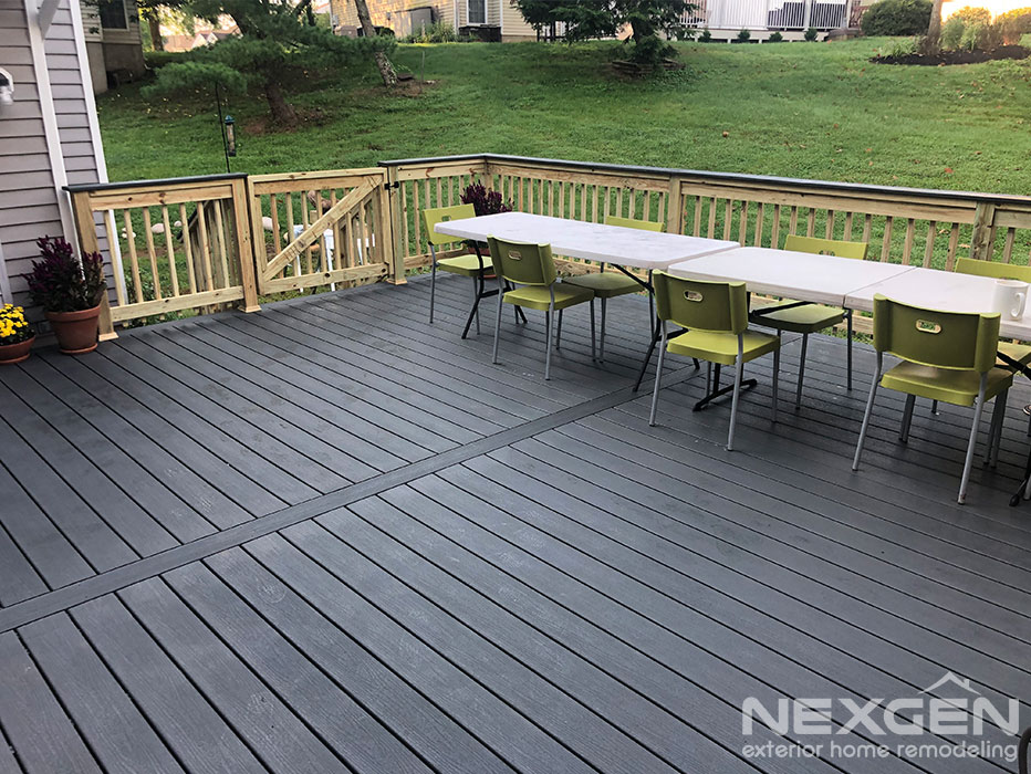 Deck Installation in Branchburg NJ