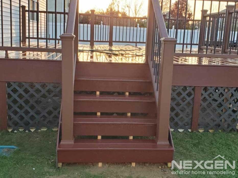 Glassboro, NJ Deck Extension