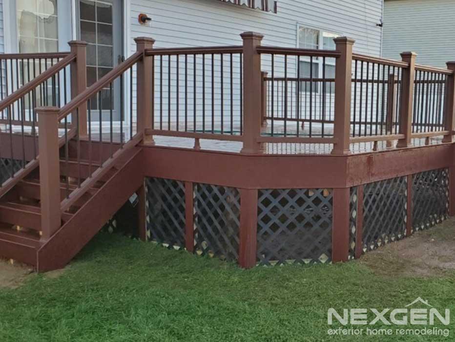 Glassboro Deck Extension Completion