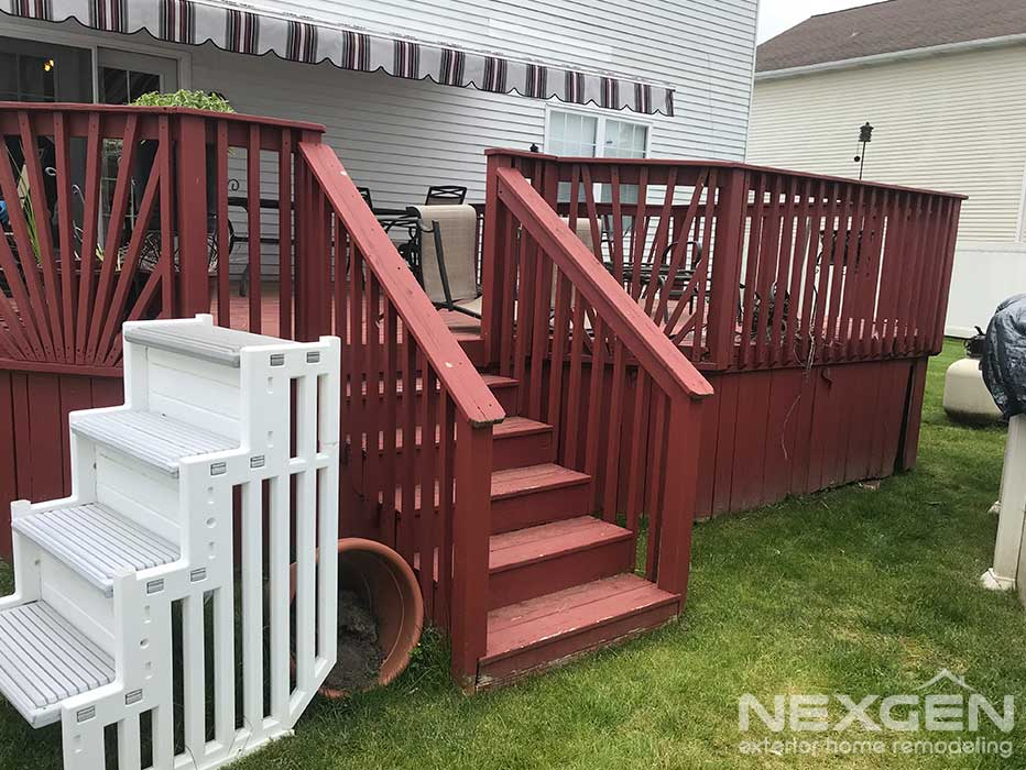 Deck Extension Glassboro, NJ