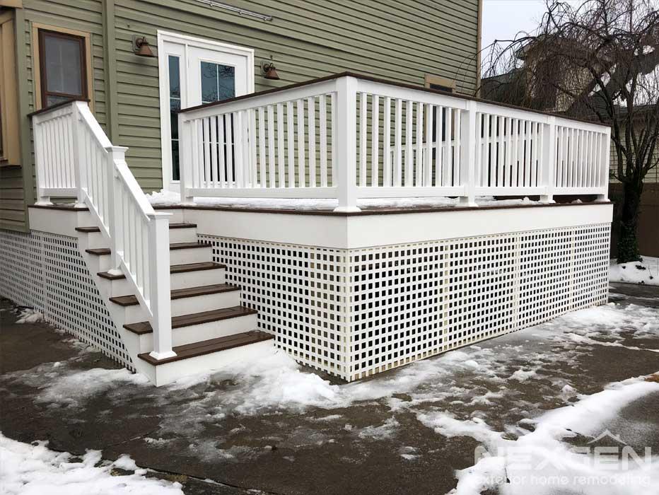 Deck Installation in Collingswood, NJ