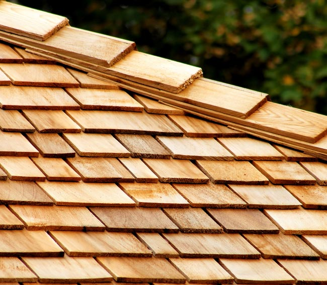 Wood Shingles & Shake Roof Replacement