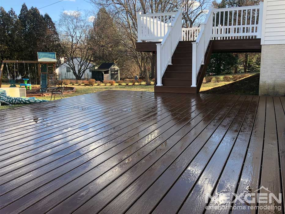 Deck Replacement in Jenkintown, PA