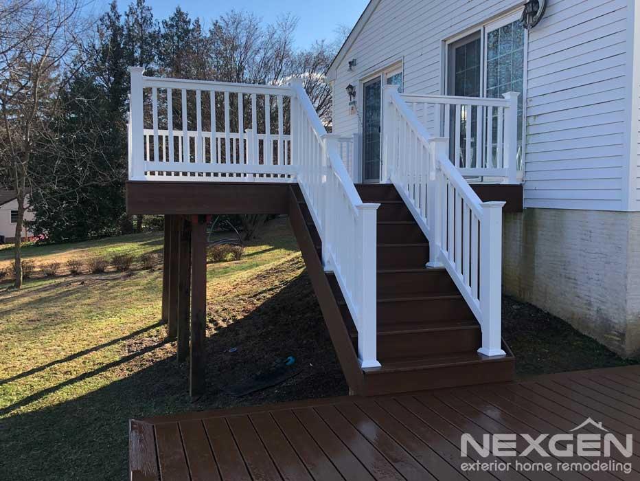 Deck Installation in Jenkintown, PA