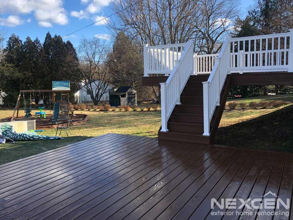 Jenkintown, PA Deck Installation