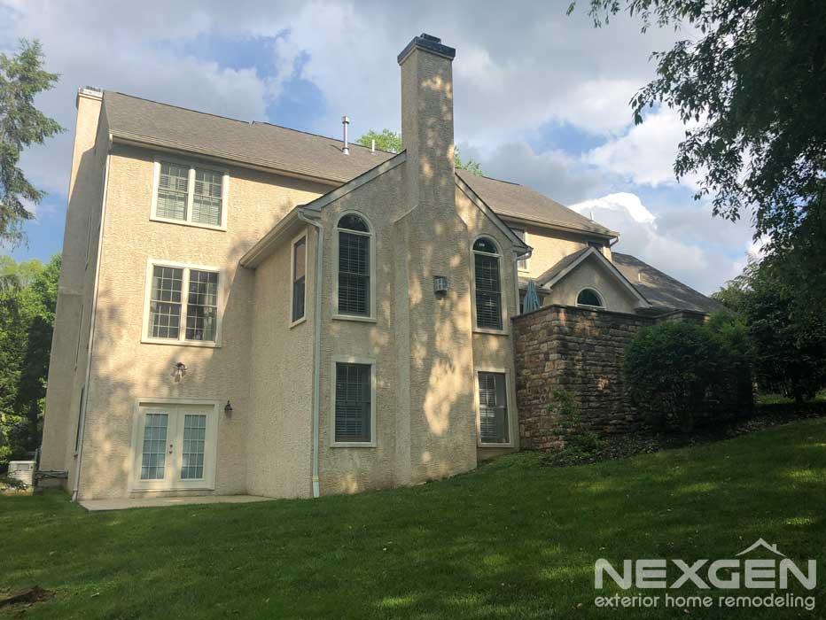 Stucco Removal Lafayette Hill, PA