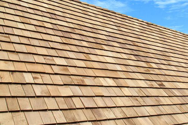 Wood Shingles & Shake Roof Installation