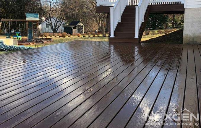 Trex® Decking Installation