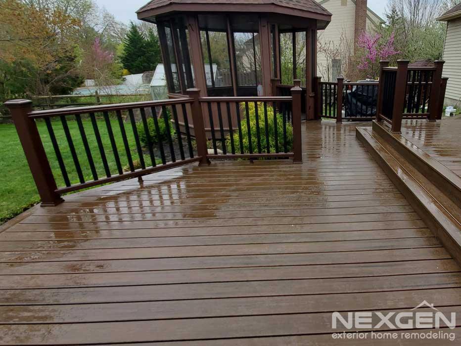 Deck Replacement in Mount Laurel, NJ