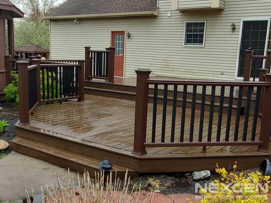 Mount Laurel, NJ Deck Replacement