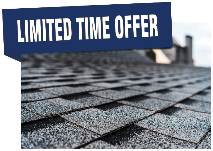 New Roof for $0 down and $192 a month
