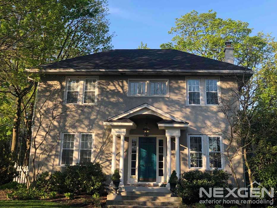 Roof Replacement in Abington