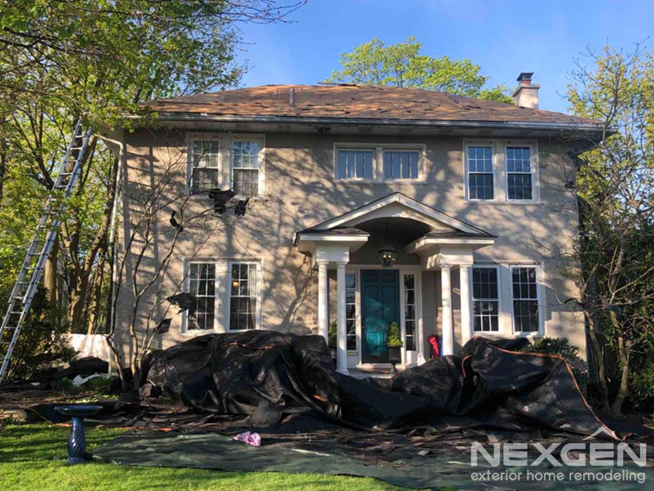 Roof Replacement in Abington PA