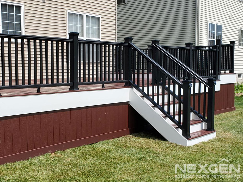 Deck Installation in Bordentown NJ