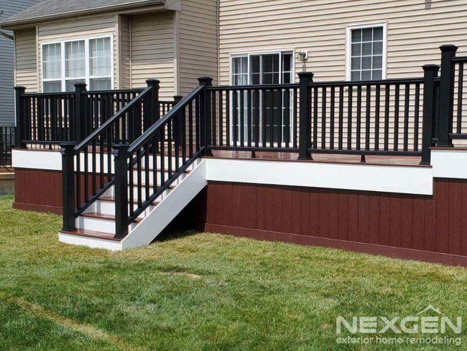 New Deck Installation in Bordentown